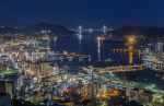 Nagasaki Nightscape - 2