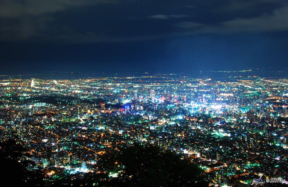 Sapporo Nightscape