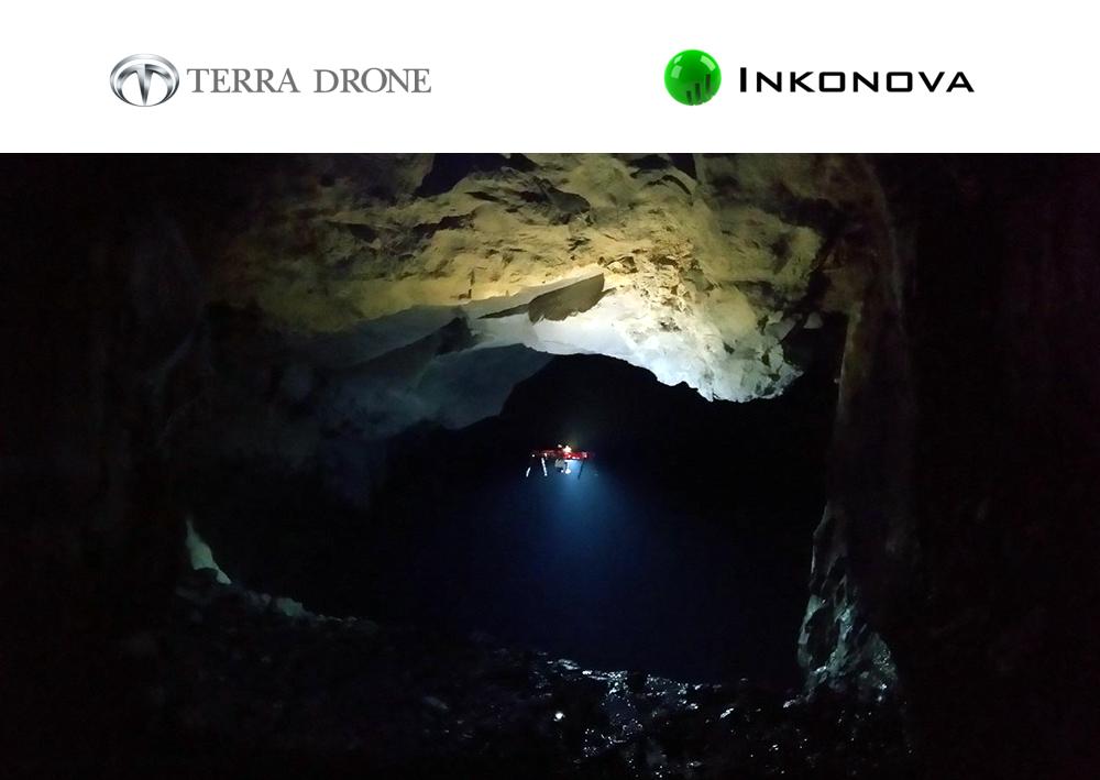Terra Drone and Inkonova