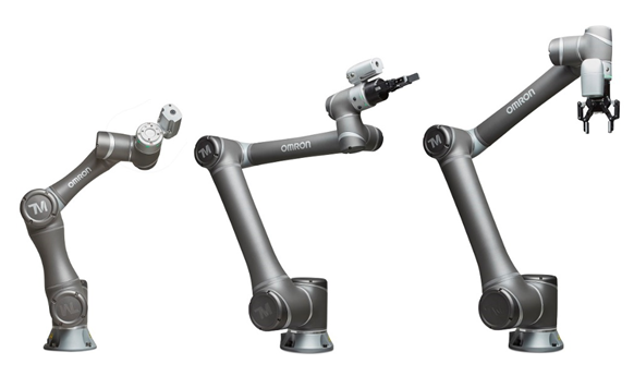 collaborative arm robot TM series