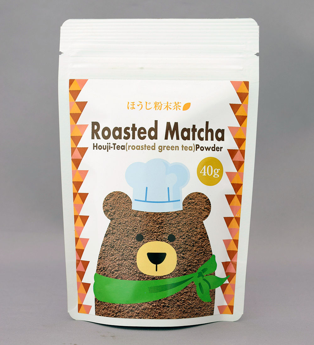 Roasted Matcha